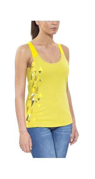 Millet LD Stone - Débardeur Femme - jaune